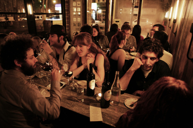 Bars We Love: Get snazzy, but not too fancy, at The Castello Plan