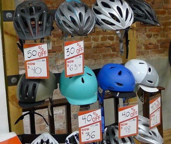 Gear up for the cold at Bicycle Roots' big fall sale
