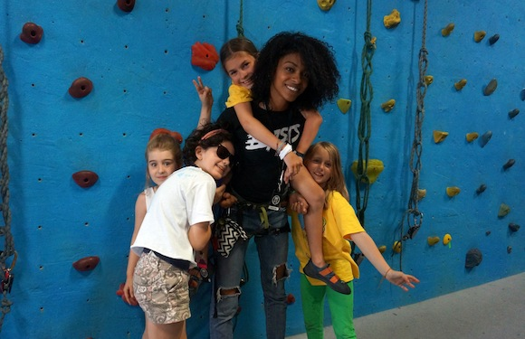Sweet job alert: Brooklyn Boulders needs someone to lift kids to new heights