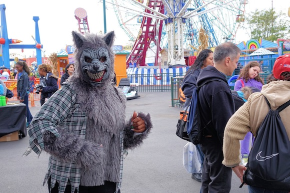 Scream for it: Grab your discounted Coney Island Halloween pass today