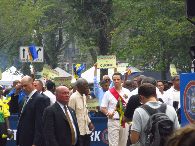 west indian day parade 2014 cuomo