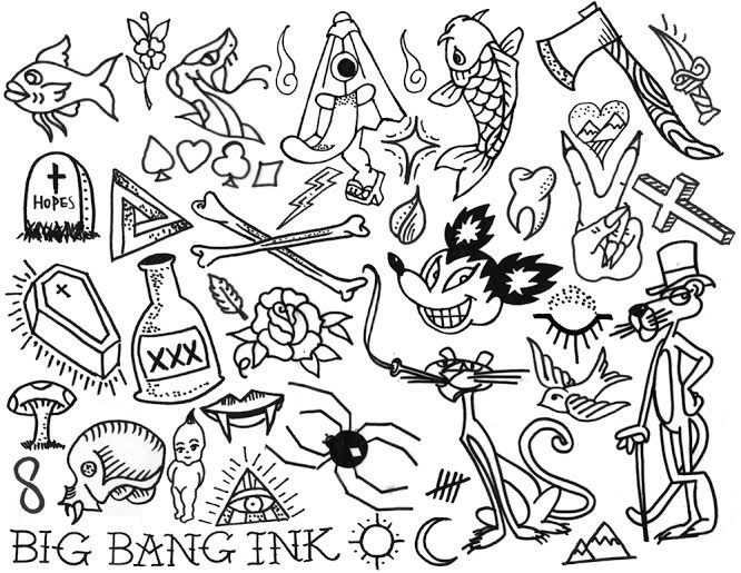 Ominous Ink Five Tattoo Shops Offering 31 Tattoos On