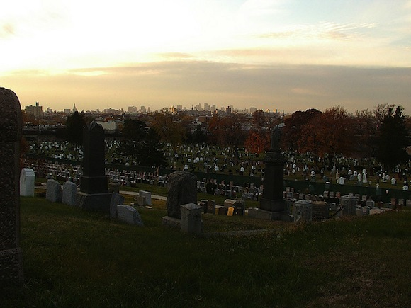evergreens cemetery brooklyn