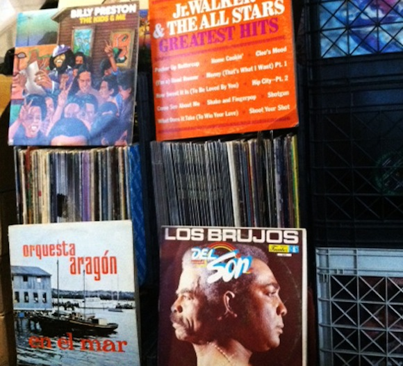 Pick over 5,000 $1 LPs at Black Gold's record sale Saturday
