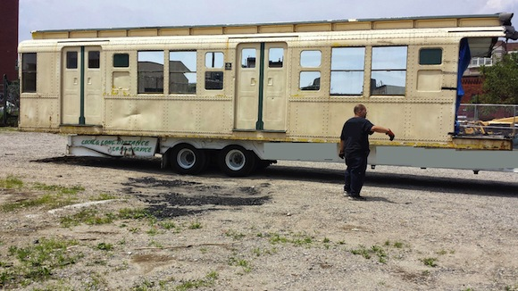 subway car for sale