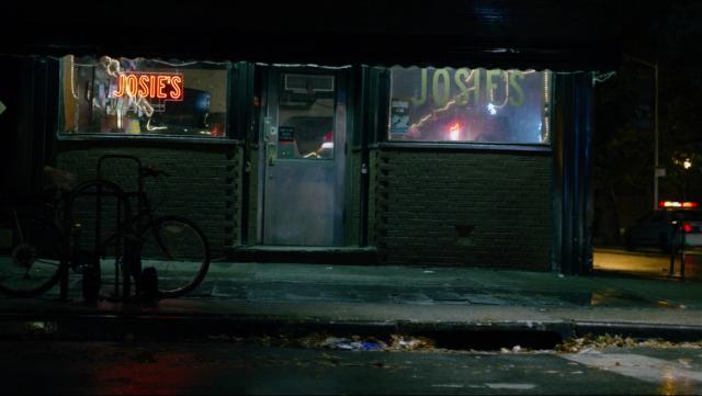 Josie's Bar as seen in Netflix's Daredevil.