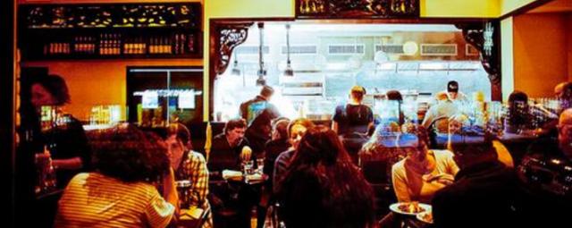 Join the masses at Brooklyn-hot spot TALDE. via TALDE