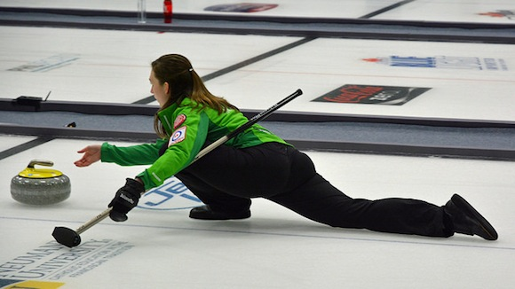 Explore your Olympic potential at a free curling open house at the LeFrak Center Sunday