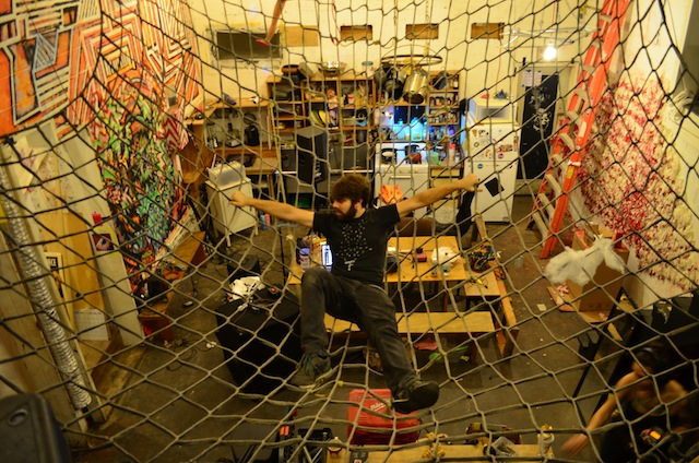 Revisit the DIY venues we lost with the 'RIP DIY' photo exhibit