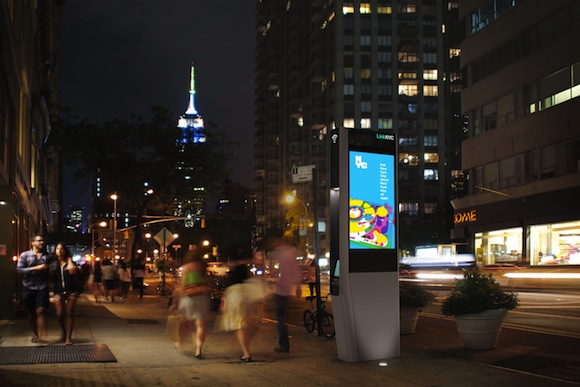 NYC's free Wi-fi will mostly be good for Manhattan