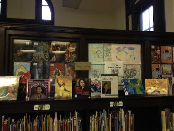 neighborhood library awards