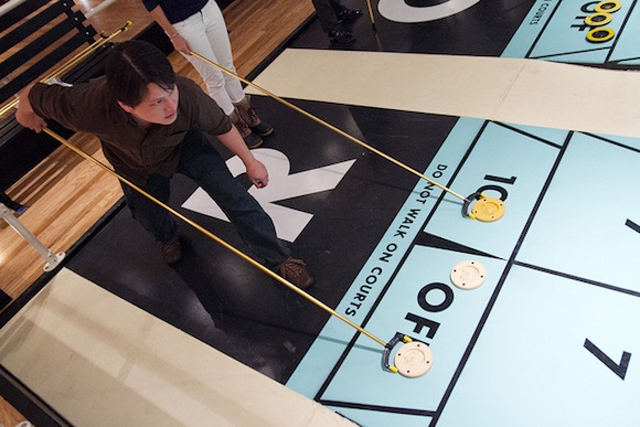Shuffleboard for a cause, and 16 other things to do this weekend