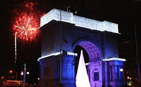 grand army plaza fireworks
