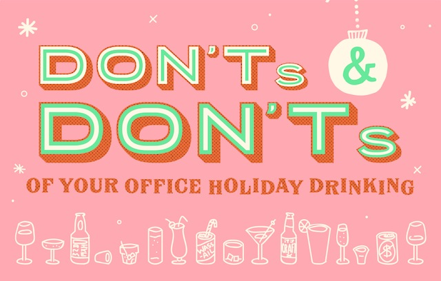 Do these don'ts. Illustrations by Shaylyn Berlew