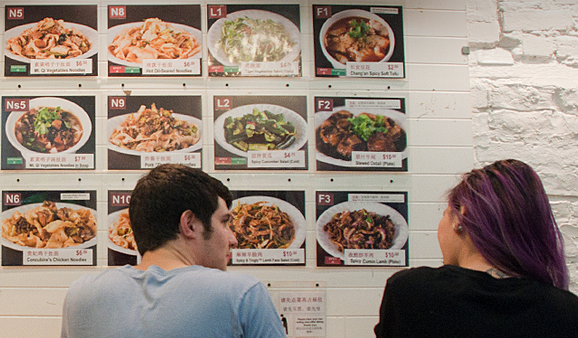 Free noodle alert: X'ian Famous Foods opens Saturday with free grub