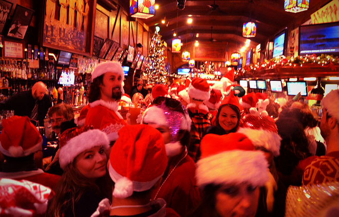 Ho-Ho-No: SantaCon won't be welcomed in the East Village or LES