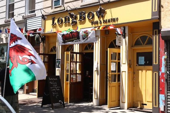Bars We Love: Get a taste of Wales at Longbow Pub & Pantry!