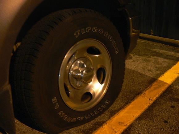 midwood tire slashing