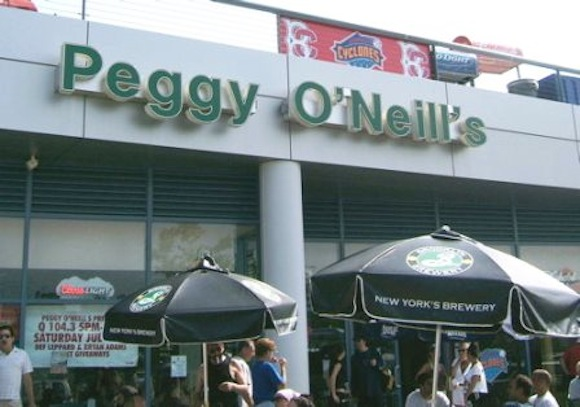 Bars We Love: Pop off at Peggy O'Neill's!