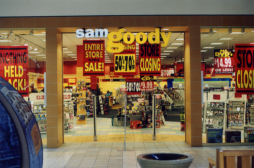 Better deals than a Sam Goody going out of business sale.