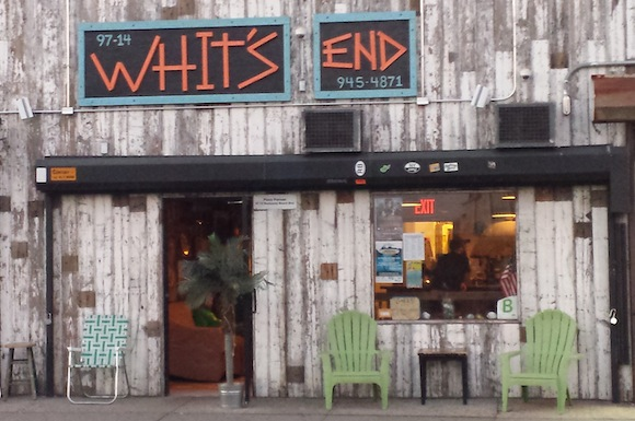 Whit's End, your new favorite pizza place in Far Rockaway.