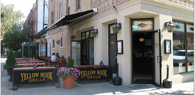 Bars We Love: Pull up a table at Yellow Hook Grille!