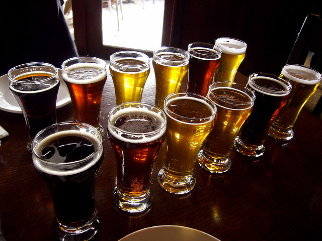 And that's only 12 beers! Photo by Flickr user Paul Joseph