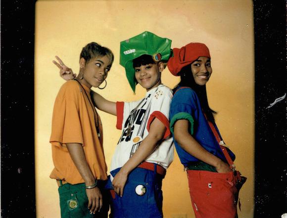Don't be a scrub! Help TLC record their final studio album