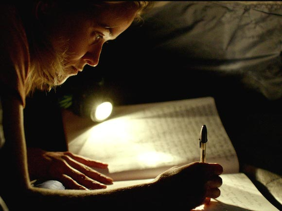 Cheryl-Strayed-Reese-Witherspoon-writing-journal