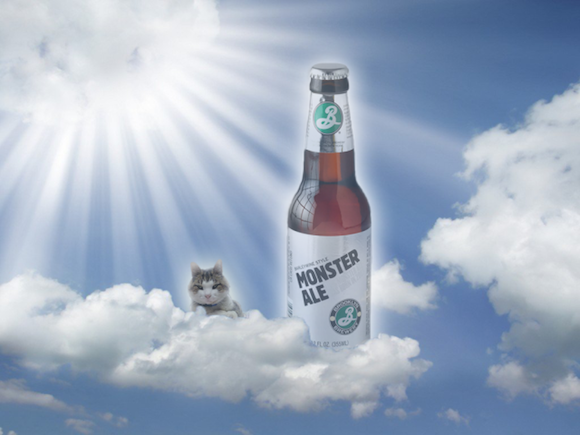 Last chance to try Brooklyn Brewery's Monster Ale this week