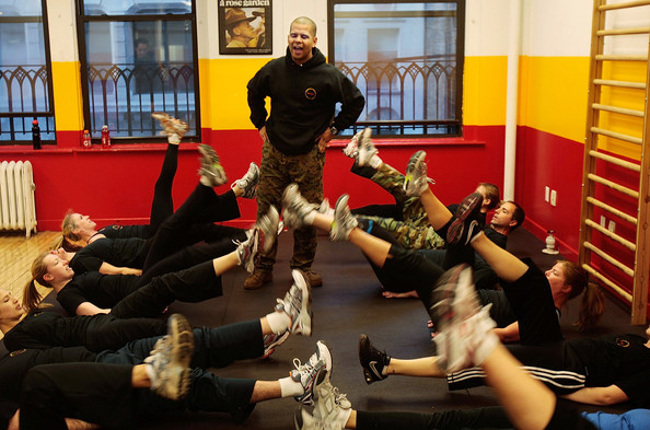 Warrior Fitness Boot Camp.