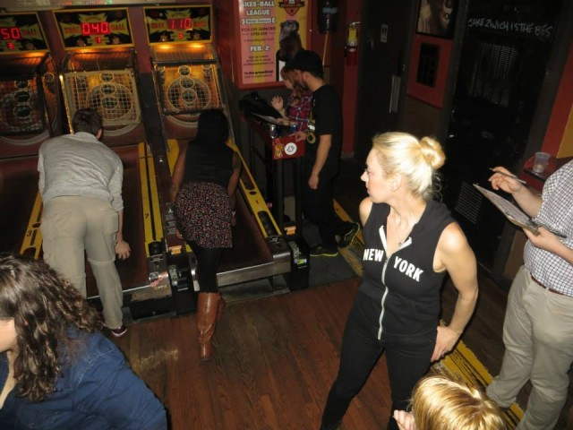 Brewskee-Ball is back with another, much drunker, skeeson