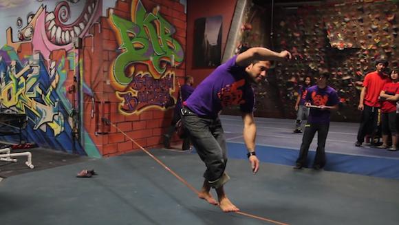 Indulge your 'Ninja Warrior' fantasies and win tix to Brooklyn Boulders' Lava Monster