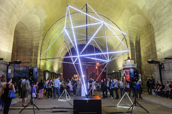 The DUMBO Arts Festival is throwing in the towel