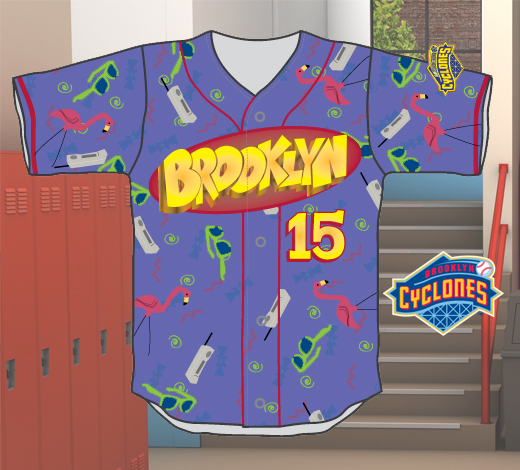Get SO EXCITED for the Cyclones' Saved by the Bell night