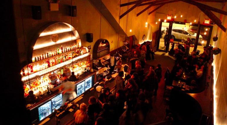 Bars We Love: All aboard at Passenger Bar!
