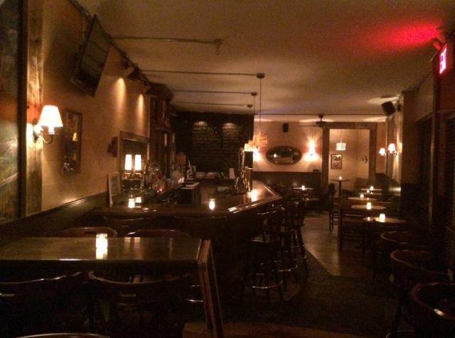 The Adirondack Bar