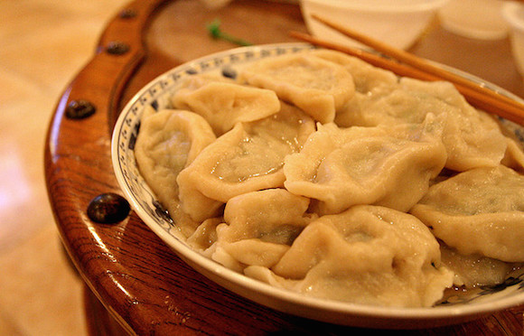 Ring in the Year of the Sheep with free dumplings at duckduck tonight