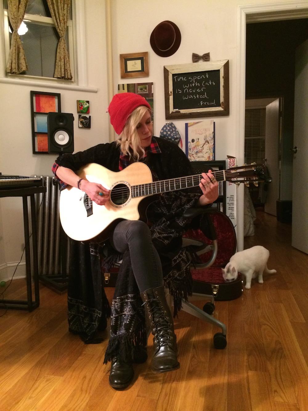 fillmore-real-estate-grace-weber-music-brooklyn-original-guitar