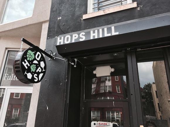 Bars We Love: Get crafty at Hops Hill!