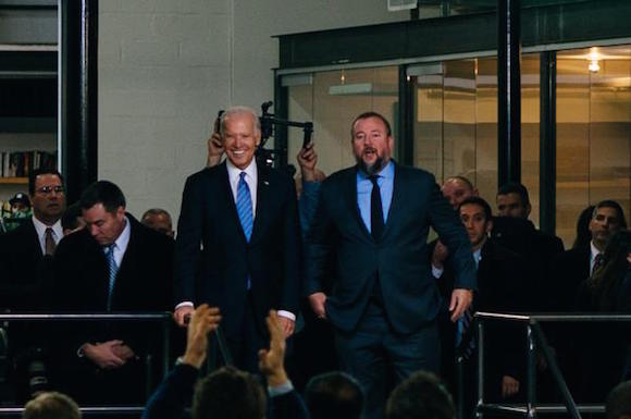 joe biden shane smith