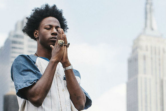 Joey Bada$$ is a throwback for the future