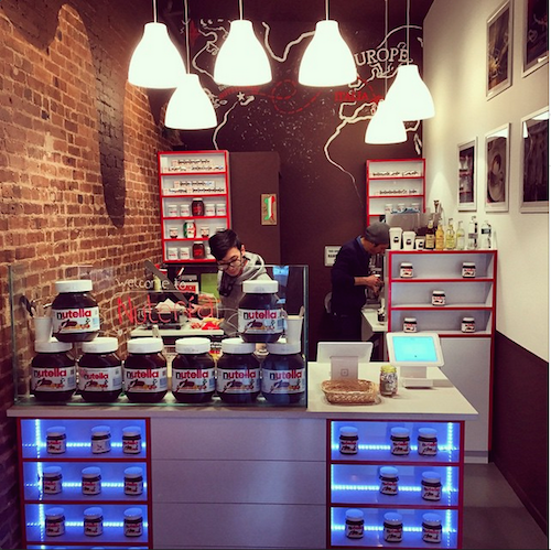 'Not'-eria: Park Slope's Nuteria being sued yet again by Nutella