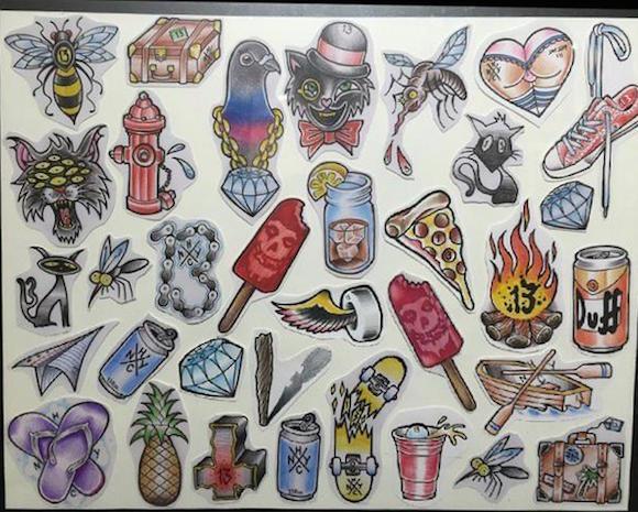nyhc tattoo