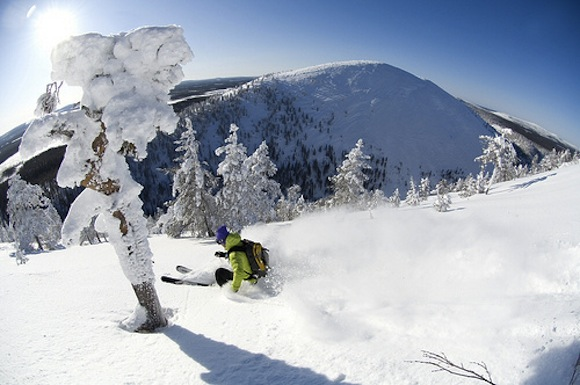 Where to find the best skiing near NYC this weekend