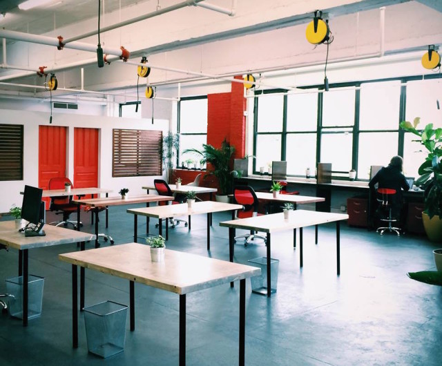 Here's a list of every single Brooklyn coworking space