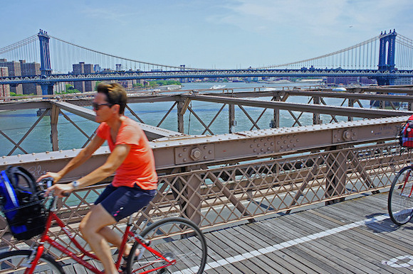 Snag up to 40% off a bike at Ride Brooklyn today through Sunday