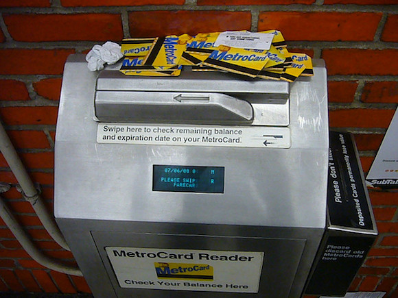 Maybe you'll never even have to use one of these things again. via Flickr user Phil Hollenback