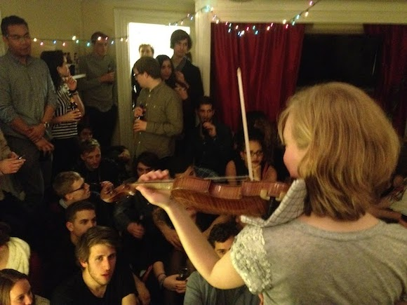 Robyn Bollinger at Erin's