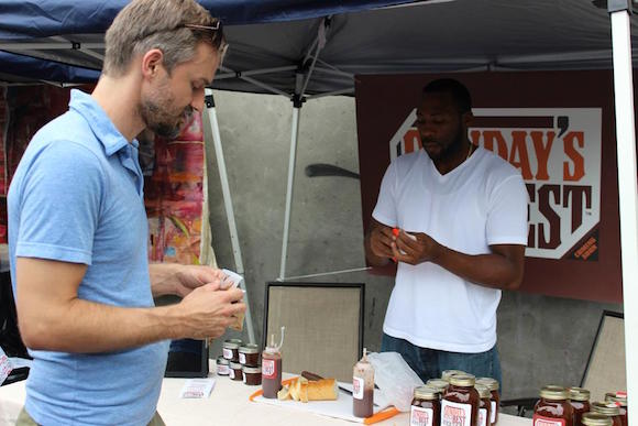 brooklyn pop-up market